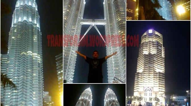 Wisata Kuala Lumpur Ala Backpacker on
