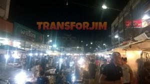 Spoiler Postingan Berikut, ngacak2 Krabi Night Market :D