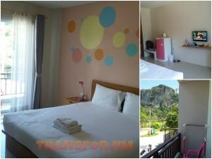 Inside Aonang Miti Resort