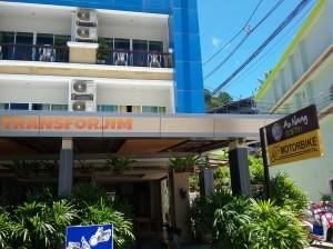 Tiap hotel Nyewain Motor