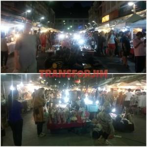 Keramaian Krabi Night Market