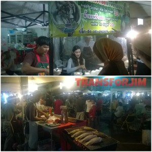 Eskrim Kelapa, Only 20 Baht! kuliner lain juga buanyakk