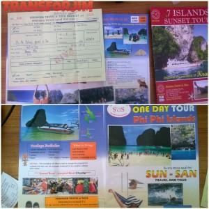 Deal, Phi Phi Island Tour 950 THB/Org