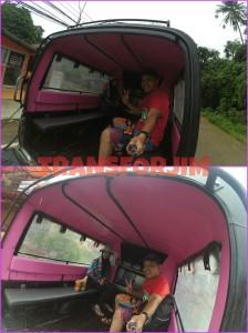 Dijemput Angkot Pinky