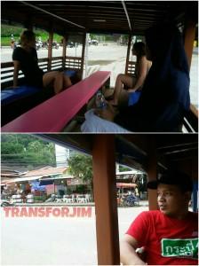 Naek Shongthaw, back to Hotel