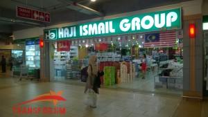 Mall di dalam Pelabuhan
