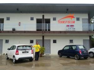 Hotel Desa Terrace (Foto esok harinya)