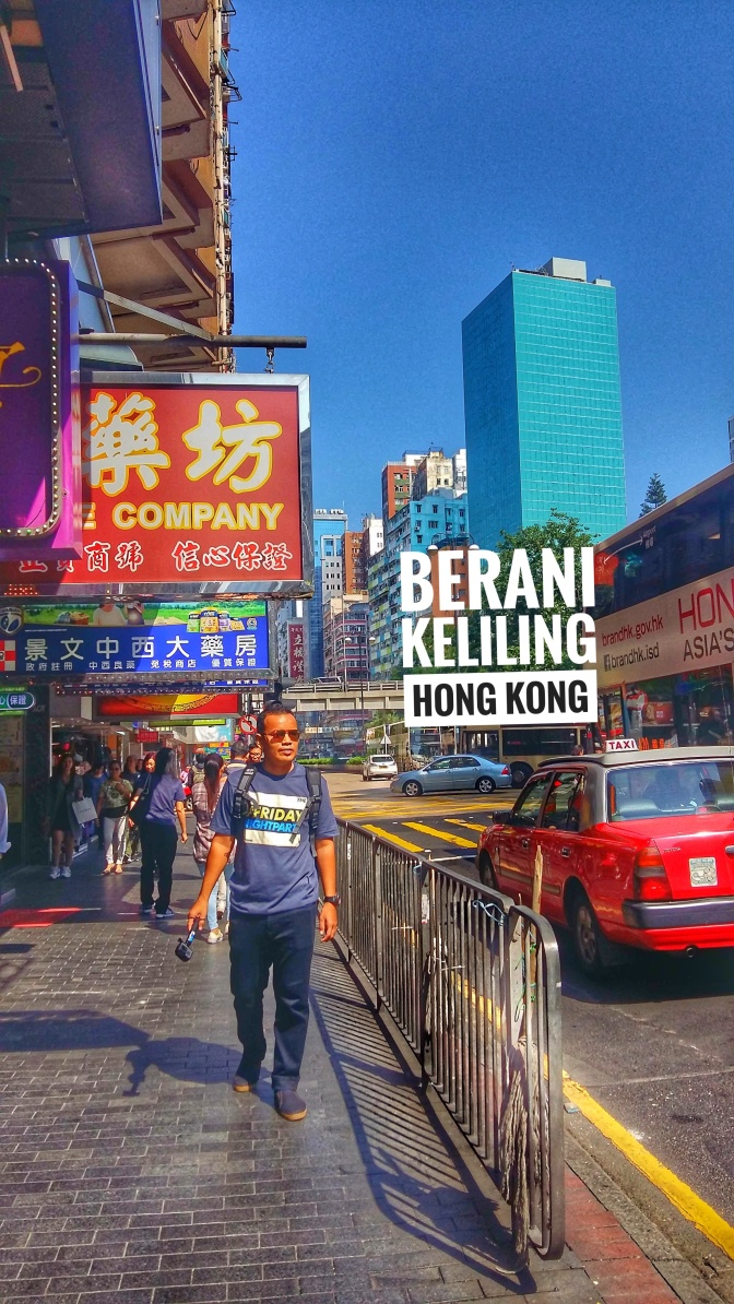 Traveling Berani Keliling Hong Kong #Part 2